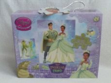 Adorable Disney Store Exclusive 'The Princess & the Frog' 30-Piece Puzzle BNIB
